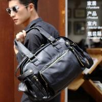 男包韩版时尚手提包单肩包斜挎包男士休闲包商务旅行包