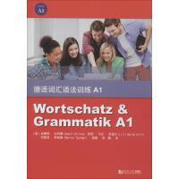 德语词汇语法训练 A1 同济大学出版社