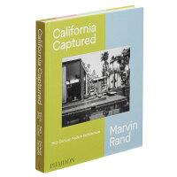 California Captured 加州抓拍:中世纪现代建筑 马文兰德 进口原版