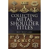 预订Collecting Metal Shoulder Titles