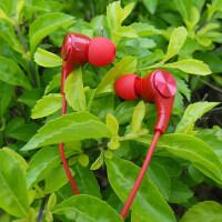 睿量 RM-569有线音乐耳机金属重低音运动入耳式听歌耳塞