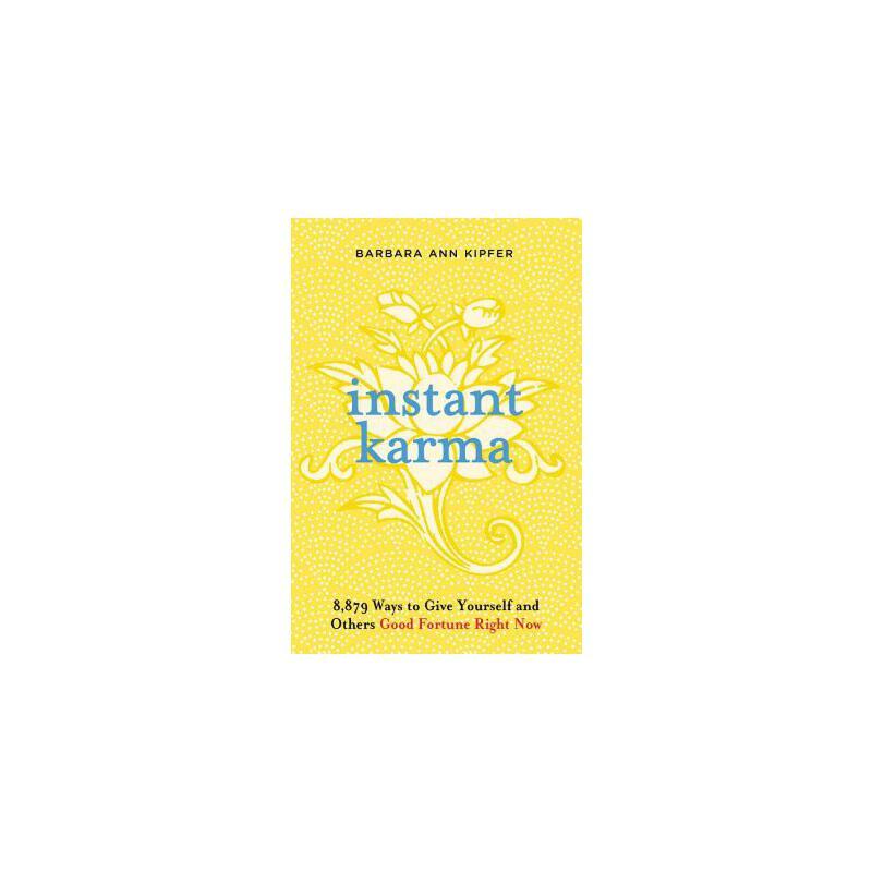 【预订】Instant Karma: 8,879 Ways to Give Yourself and Others Good Fortune Right Now 预订商品,需要1-3个月发货,非质量问题不接受退换货。