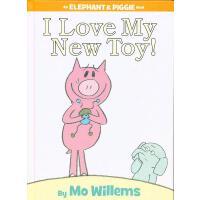 Elephant & Piggie Books: I Love My New Toy! 小象小猪系列:我爱我的新玩具