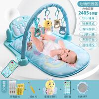 健身架 婴儿婴儿手摇铃 健身架脚踏琴玩具早教益智力1岁3-6-12个月宝宝新生儿A
