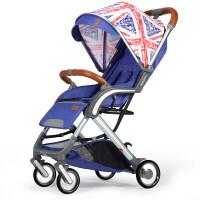 婴儿推车超轻便折叠简易小孩可坐可躺新生儿童宝宝手推伞车