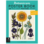 【Welcome To The Museum欢迎来到博物馆】植物馆海报书 Botanicum