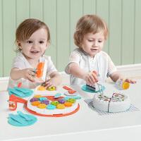babycare宝宝仿真食物玩具披萨玩具套装儿童过家家乐切切