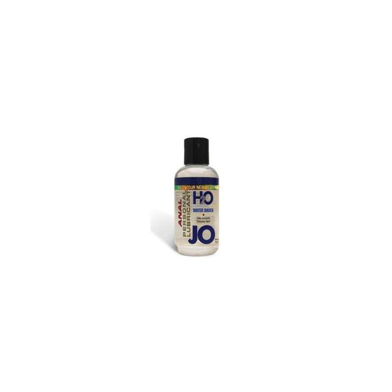 成人用品JO H2O水溶性后庭润滑液 75ml 成人用品 满129元免运费 满99元送避孕套一盒