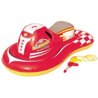 【当当自营】Bestway儿童充气摩托艇大型水上充气玩具140x84cm(含水枪1只)41071