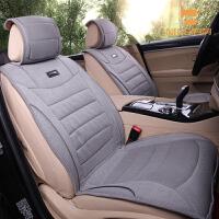 四季通用汽车坐垫 免绑适用于奥迪宝马大众奔驰捷汽车坐垫