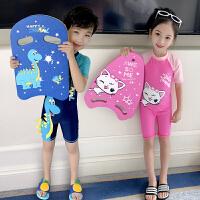 儿童游泳浮板初学者游泳背漂浮漂儿童游泳装备辅助大人打水板