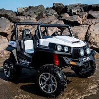 大型玩具车可坐人双人儿童电动汽车四轮四驱超大宝宝玩具越野车男女孩可坐人带遥控