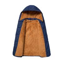 中老年女装绣花棉衣中长款冬装外套妈妈棉袄女冬装加厚加绒保暖衣 2