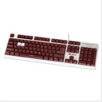 包邮 艾芮克i-rocks IK3-WE  USB游戏键盘24键无冲突  机械手感