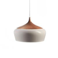 厂家直销 现代简约时尚水木文铝材吊灯 卧室书房餐厅吧台吊灯