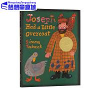 #英文原版绘本3 6岁 Joseph Had a Little Overcoat 约瑟夫有件旧外套 凯迪克金奖绘本精装