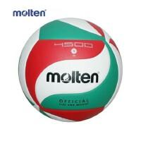 Molten/摩腾 排球 PU材质 防水 耐久 混合皮革 触感优异 V5M4500