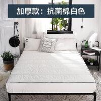 全棉床罩纯棉床笠单件席梦思保护套防尘夹棉全包可拆卸床垫套定制