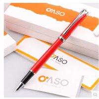 毕加索oaso优尚 S108恒智系列细财务钢笔 墨水笔 铱金笔