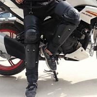 护膝保暖冬天摩托车电动车护膝防寒防水骑行挡风防摔护具