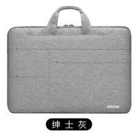 手提包适用联想小米苹果华为小新Air13pro笔记本电脑包15.6男14寸内胆包女12戴尔15华硕1