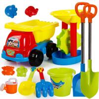 玩沙沙子挖沙铲子工具宝宝室内沙漏儿童沙滩玩具决明子玩具沙套装