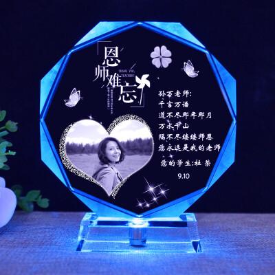 生日礼物女生闺蜜diy照片定制礼物送女友浪漫特别纪念毕业礼品 我们给您精美包装、还可以代写卡片呦