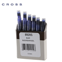 美国高仕CROSS 定制笔 商务用钢笔墨囊墨水管蓝色黑色cross*