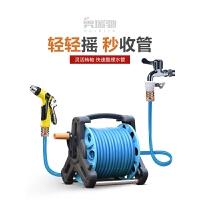 汽车高压力洗车水枪水管收纳架软管抢浇花家用工具套装