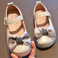�和�鞋女春秋女童鞋公主鞋女童皮鞋小女孩洋�廛�底鞋子