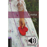 Oxford Bookworms Library: Level 4: Emma MP3 Pack