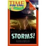 Time For Kids: Storms! 美国《时代周刊》儿童版:风暴 ISBN 9780060782047