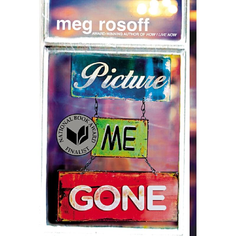 Picture Me Gone (National Book Award Finalist)寻找失踪人(荣获美国国家图书奖)ISBN9780147512260