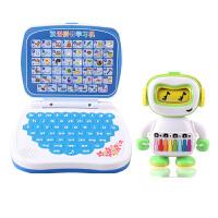 儿童早教玩具 掌上电脑汉语学拼音点读机3-6周岁宝宝学习机早教机 +QC1160CE