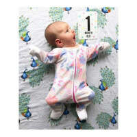 婴儿床笠纯棉床单is风床品套件多余单品定制 130*70(通用)