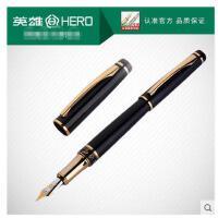 包邮!英雄钢笔美工笔弯头1021书法练字速写签名笔办公用商务铱金笔