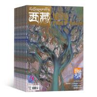 西藏旅游杂志 户外旅游期刊杂志图书2020年1月起订阅 杂志铺 杂志订阅