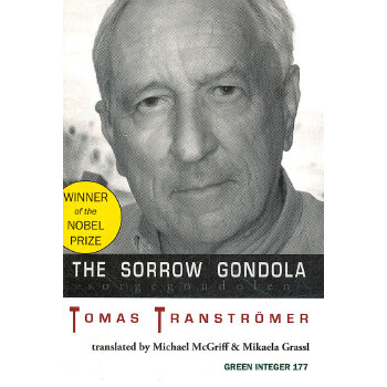 The Sorrow Gondola(ISBN=9781933382449) 英文原版