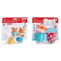 宝宝洗澡玩具儿童戏水玩具喷水花洒婴儿漂浮小鸭子1-3岁