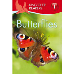 Kingfisher Readers Level 1: Butterflies 蝴蝶 ISBN978075346749