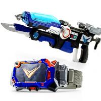 召唤器腰带全套男孩6-10岁玩具铠甲勇士特鲁凯甲武器
