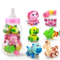 儿童玩具 玩具 男孩 玩具女孩 宝宝上弦发条玩具0-1-3岁