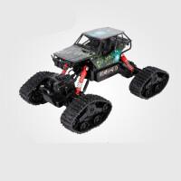 遥控越野车四驱遥控履带车大脚攀爬车男孩高速遥控赛车儿童玩具车