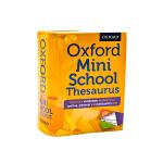 英文原版 迷你牛津英语英国小学同义词词典 Oxford Mini School Thesaurus KS2字典工具书