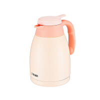 TIGER保温壶热水瓶不锈钢真空保温泡茶水壶带茶滤网PWL-C12C