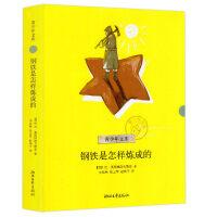 钢铁是怎样炼成的 青少年文库 浙江文艺出版社 中学生语文课外必读外国名著文学书 小学生课外阅读书籍 儿童文学经典读物