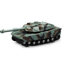 宝宝玩具车模型3-9岁小孩坦克四驱仿真耐摔越野车男孩声光双惯性