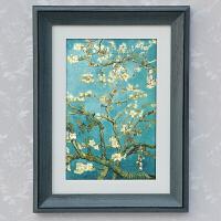 实木相框创意挂墙现代简约16 20 24 30 36寸拼图装饰画框装裱定做春节礼物情人节礼物