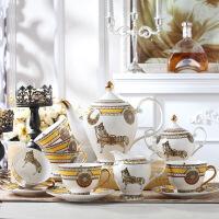 西式简约百货欧式英式陶瓷下午茶茶具咖啡杯套装壶骨瓷茶杯咖啡具