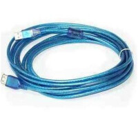 3米 USB2.0延长线 屏蔽/加粗/加密/带磁环